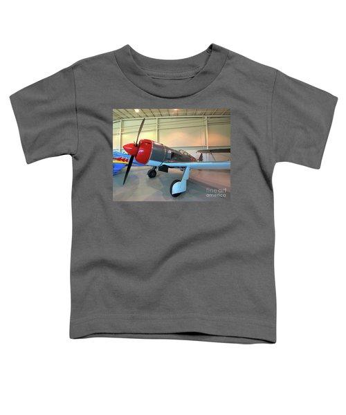 Lavochkin La-9 Fritz Toddler T-Shirt