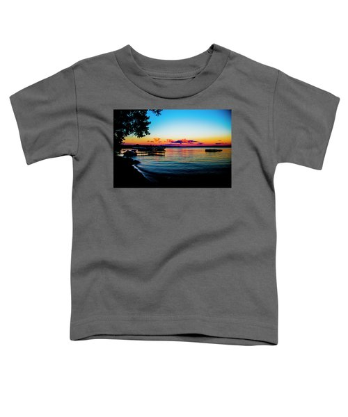 Leech Lake Toddler T-Shirt