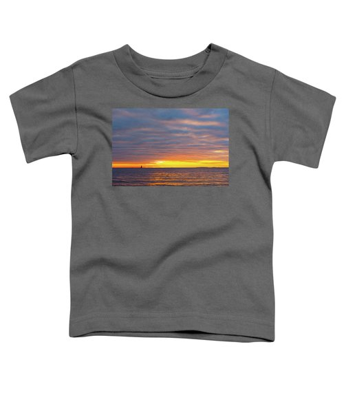 Light On The Horizon Toddler T-Shirt