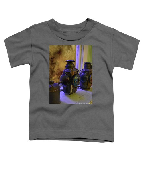 Light The Way Toddler T-Shirt