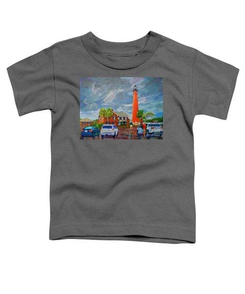 Lightning And The Light Toddler T-Shirt