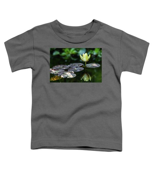 Lily In The Pond Toddler T-Shirt