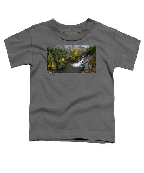 Linville Falls - Linville Gorge Toddler T-Shirt
