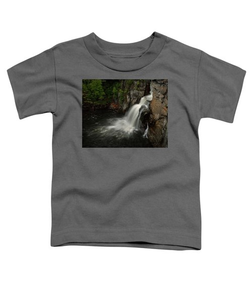 Linville Falls - Linville Gorge North Carolina Toddler T-Shirt