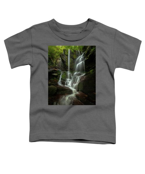 Linville Gorge - Waterfall Toddler T-Shirt