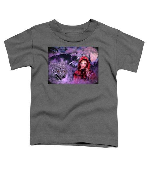 Little Red Toddler T-Shirt