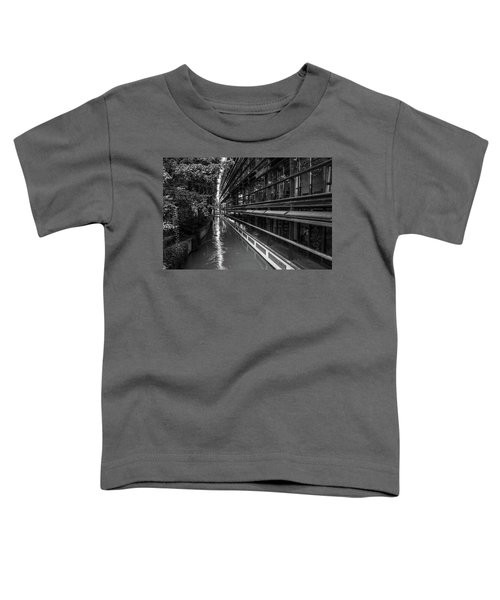 Little River, Big Building Toddler T-Shirt