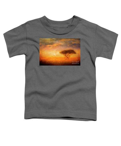 Lone Acacia Toddler T-Shirt