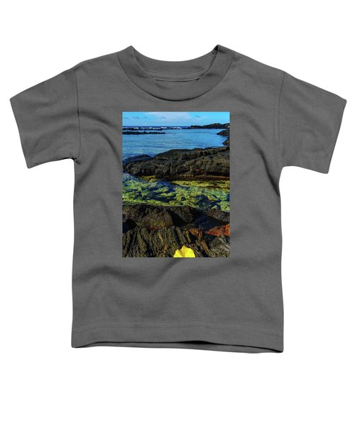 Lonely Leaf Toddler T-Shirt