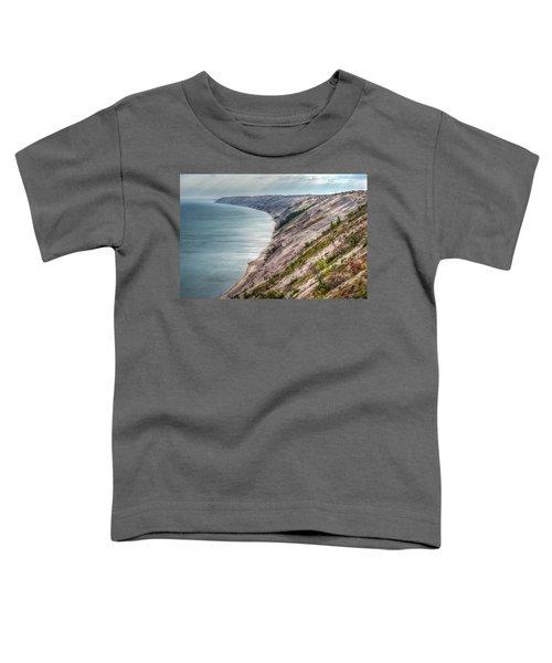 Long Slide Overlook Toddler T-Shirt