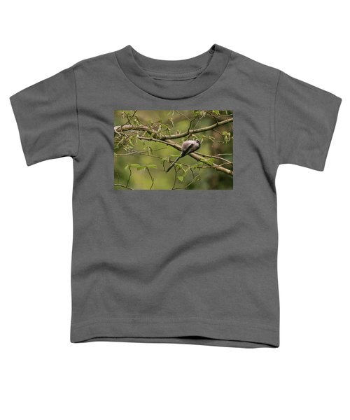 Long Tailed Tit Toddler T-Shirt