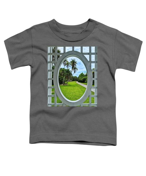 Look Here Toddler T-Shirt