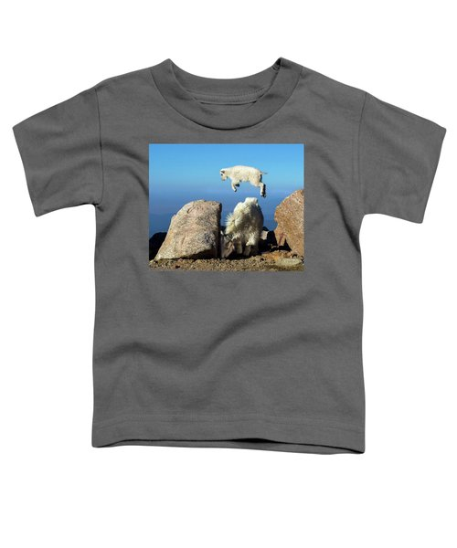 Look Ma, I'm Flying Toddler T-Shirt