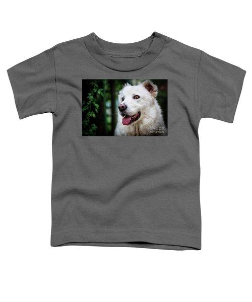 Looking Toddler T-Shirt
