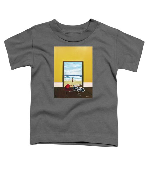 Loose Ends Toddler T-Shirt