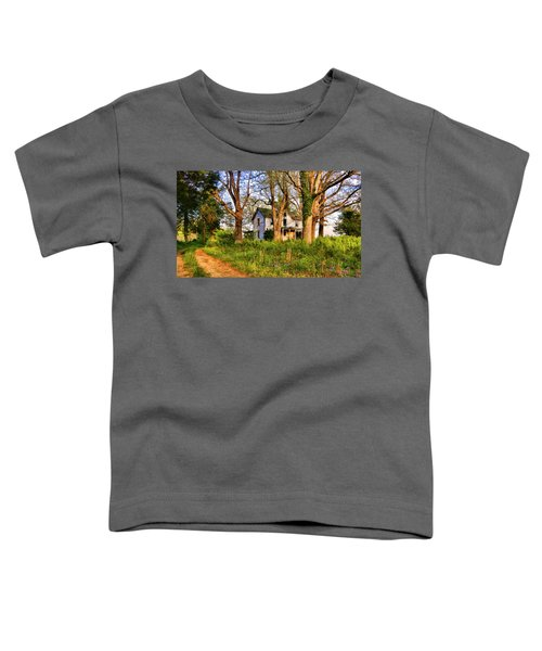 Lost And Abandoned  Toddler T-Shirt
