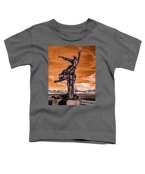 Louisiana Monument Toddler T-Shirt