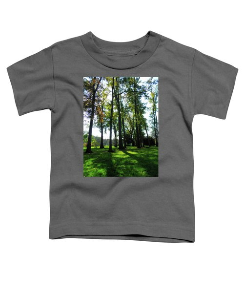 Lulling In The Day Toddler T-Shirt