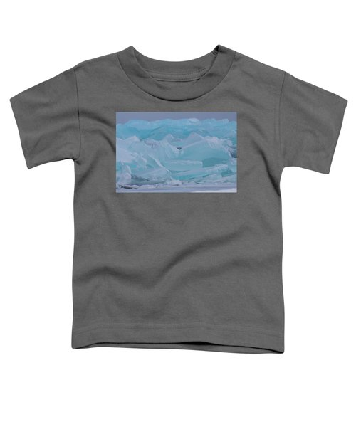 Mackinaw City Ice Formations 21618010 Toddler T-Shirt