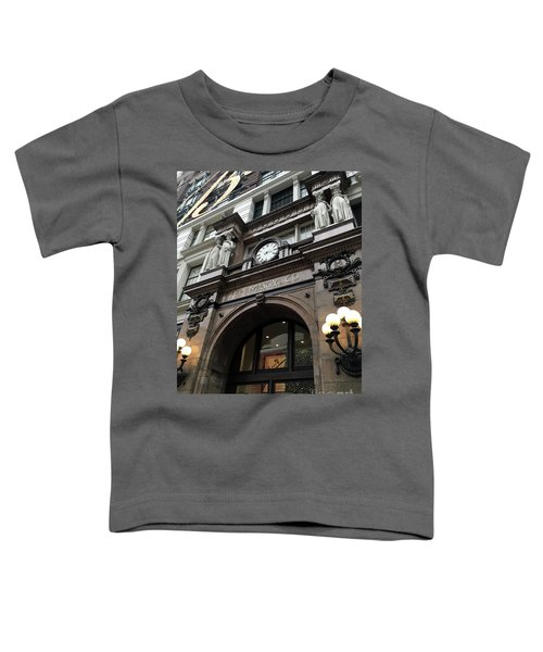 Macys Herald Square Nyc Toddler T-Shirt