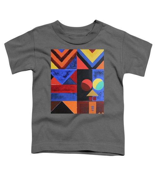 Magical Lines  Toddler T-Shirt