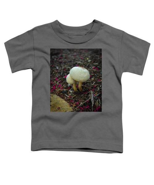Magical Mushrooms Toddler T-Shirt
