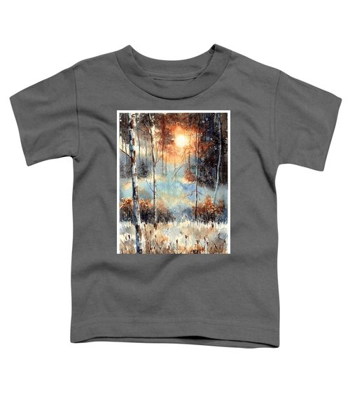 Magical Sun Toddler T-Shirt