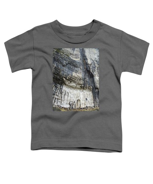 Malham Cove Climbers Toddler T-Shirt