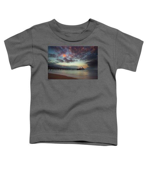 Malibu Pier IIi Toddler T-Shirt