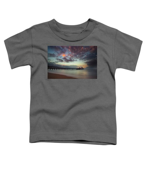 Malibu Pier IIi Toddler T-Shirt