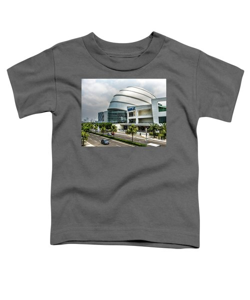 Mall Of Asia 4 Toddler T-Shirt