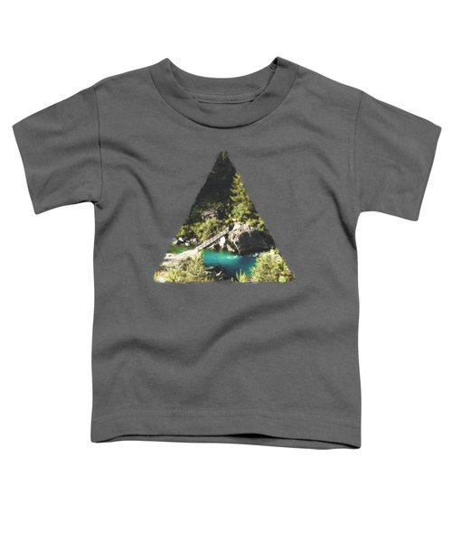Mallero Mountain River - Lombardia - Italy Toddler T-Shirt