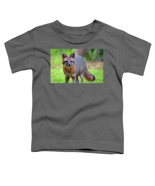 Mama Fox Toddler T-Shirt