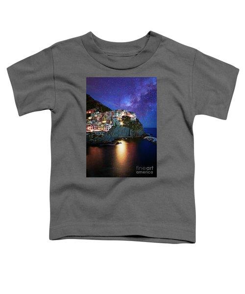 Manarola By Stars Toddler T-Shirt
