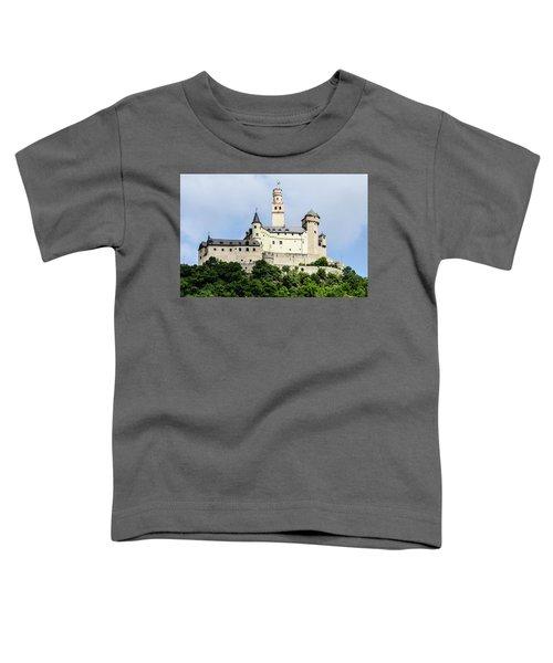 Marksburg Castle Toddler T-Shirt