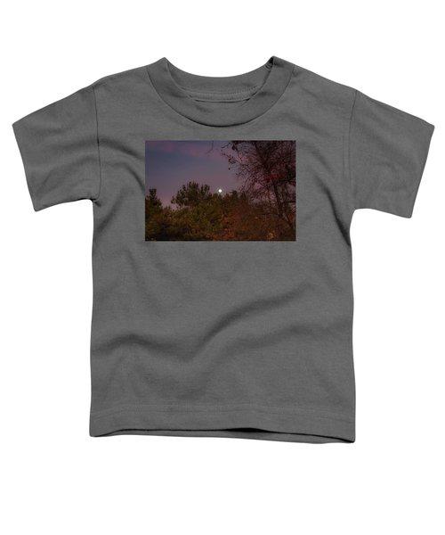 Marvelous Moonrise Toddler T-Shirt