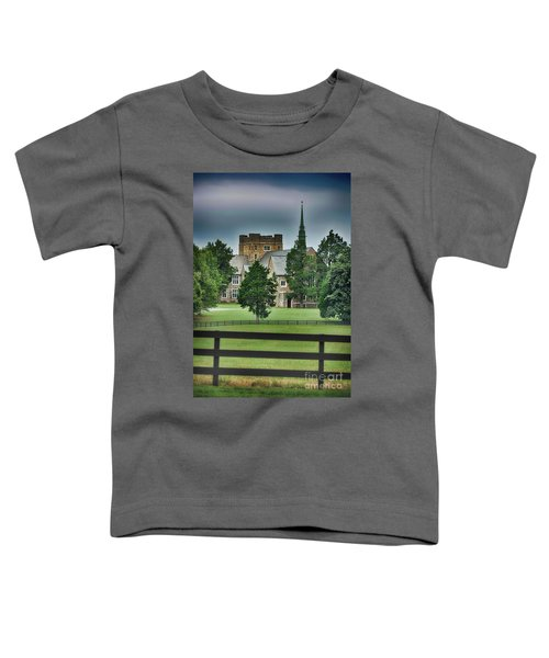 Mary Hall, Berry College Toddler T-Shirt