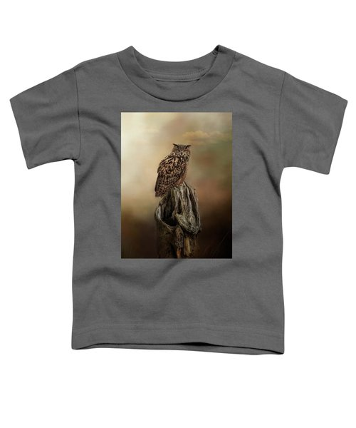 Master Of The Forest Toddler T-Shirt