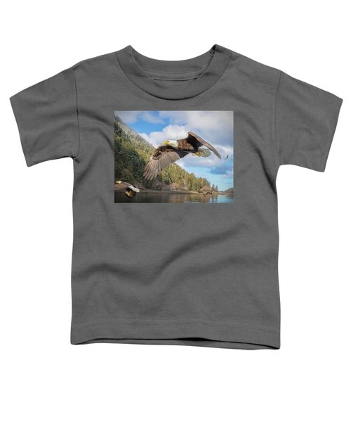 Master Of The Skies Toddler T-Shirt