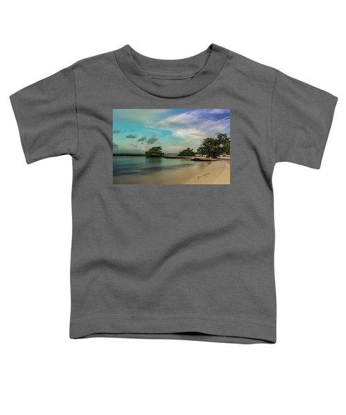 Mayan Shore 2 Toddler T-Shirt