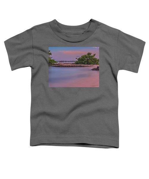 Mayan Shore Toddler T-Shirt