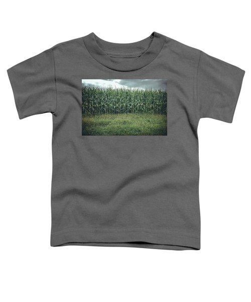 Maze Field Toddler T-Shirt