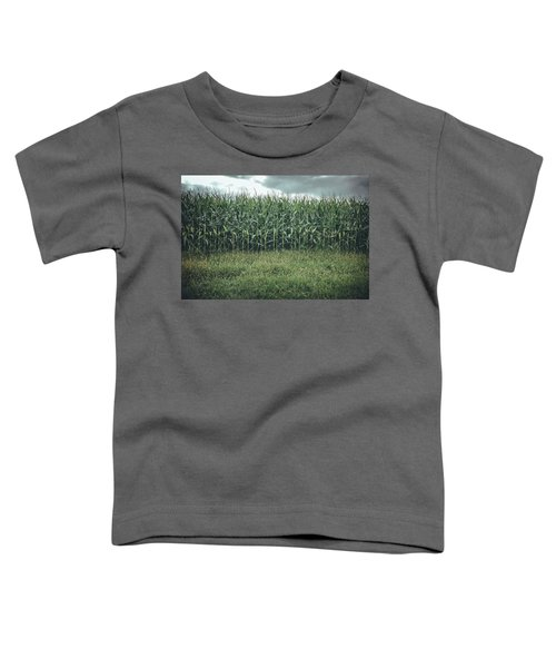 Maze Field Toddler T-Shirt