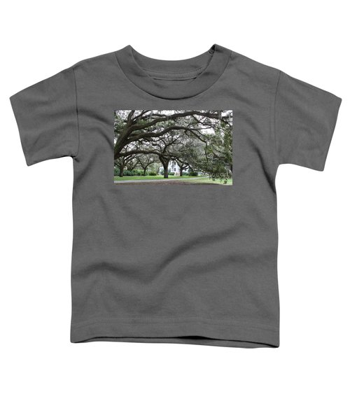 Mcleod Plantation Toddler T-Shirt
