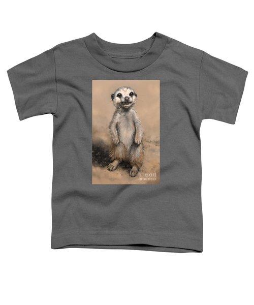 Meercat Toddler T-Shirt
