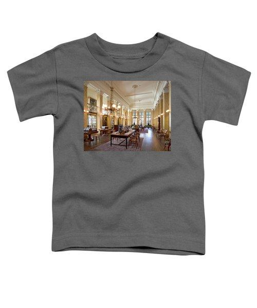 Members' Reading Room Toddler T-Shirt