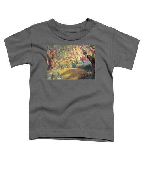 Merry Little Christmas Toddler T-Shirt