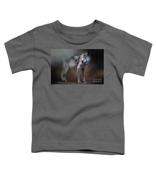 Mexican Wolf Toddler T-Shirt