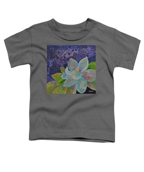 Midnight Magnolia II Toddler T-Shirt