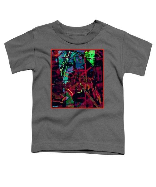 Midnite Avant-garde Horn Madness Toddler T-Shirt